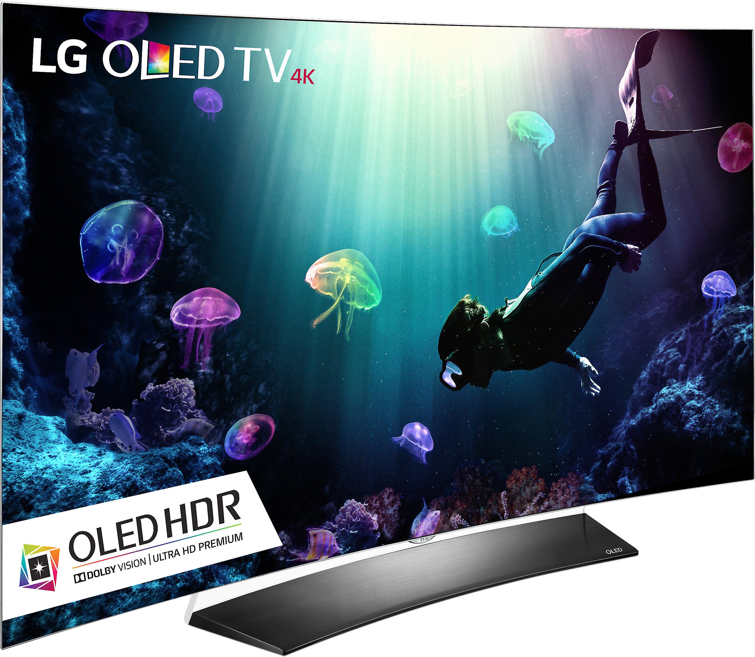 LG OLED55C6P