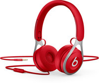 Beats By Dre by Dr. Dre Beats EP on-ear  headphones (red)