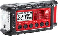 Midland ER310  E+READY  Emergency Crank Weather Alert Radio