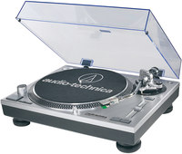 Audio-Technica AT-LP120-USB (SL)  direct-drive turntable ...