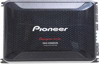 Pioneer GM-D9605  100W x 4 + 600W x 1 Amplfier