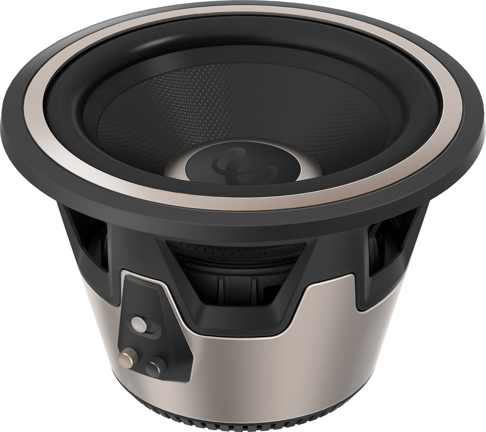 """1000 Dollar Car >> Infinity Kappa 1000W Kappa Series 10"""" subwoofer with selectable 2- or 4-ohm impedance at ..."""