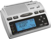 Midland WR300  Weather Alert Radio with Alarm Clock