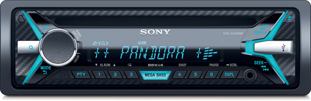 x158G3150UP F 1 sony cdx g3150up cd receiver at crutchfield com sony cdx-g3150up wiring diagram at fashall.co