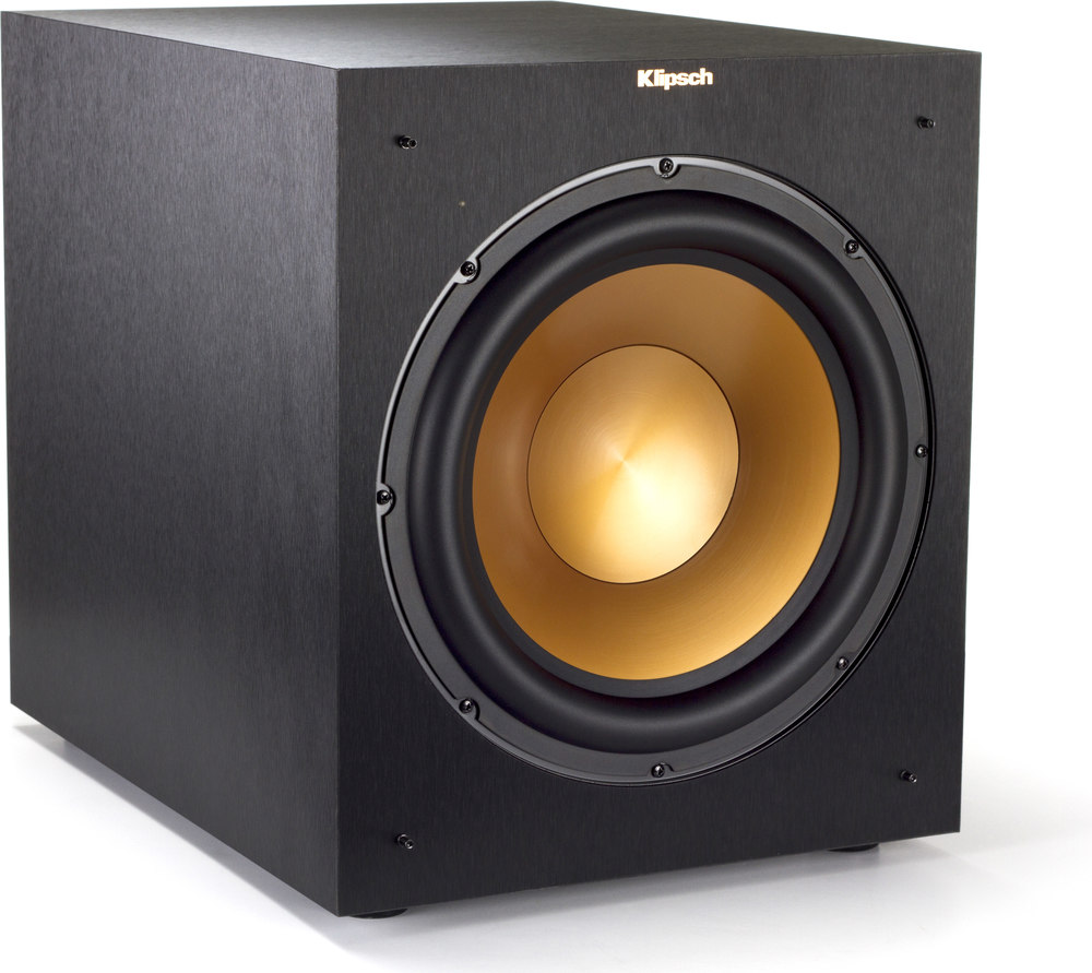 Klipsch R-12SWi Reference Wireless powered subwoofer at Crutchfield.com