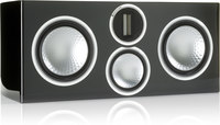Monitor Audio Gold C350 Piano Black  Center Channel Speaker