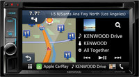 Kenwood DNX573S Navigation Receiver