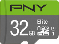 PNY Elite 32GB Micro SDHC 85MB/sec