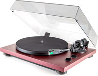 TEAC TN-400S Matte Bordeaux  turntable with phono stage/U...