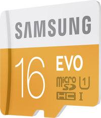Samsung EVO 16GB microSDHC  Class 10 UHS-1