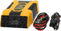 Power Drive PD300  300 Watt  Power Inverter with 2 AC and...