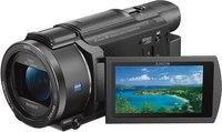 """Sony Handycam FDR-AX53/B 4K Camcorder,  3"""", Wi-Fi, NFC, CMOS"""