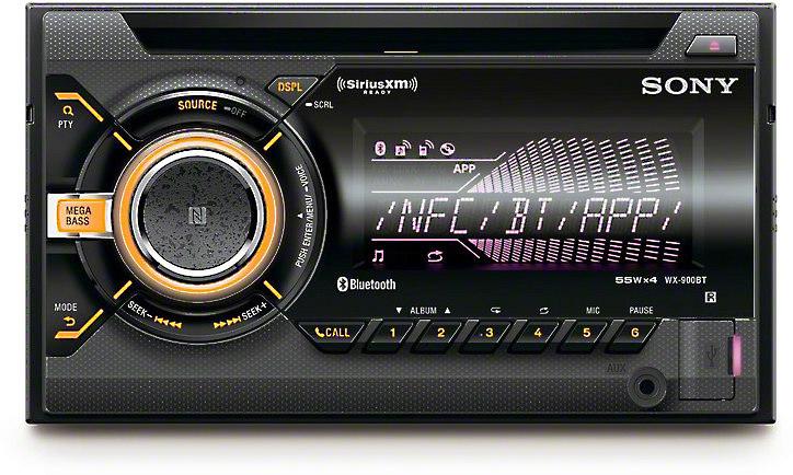 double din car stereos crutchfield com sony wx 900bt