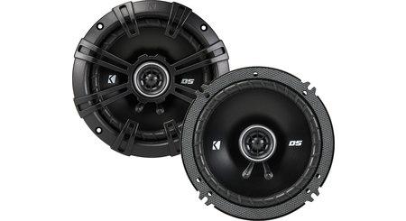 "Polk Audio DB 652 DB+ Series 6-1/2"" 2-way car speakers — also fit 6-3/4"" openings at Crutchfield.com"