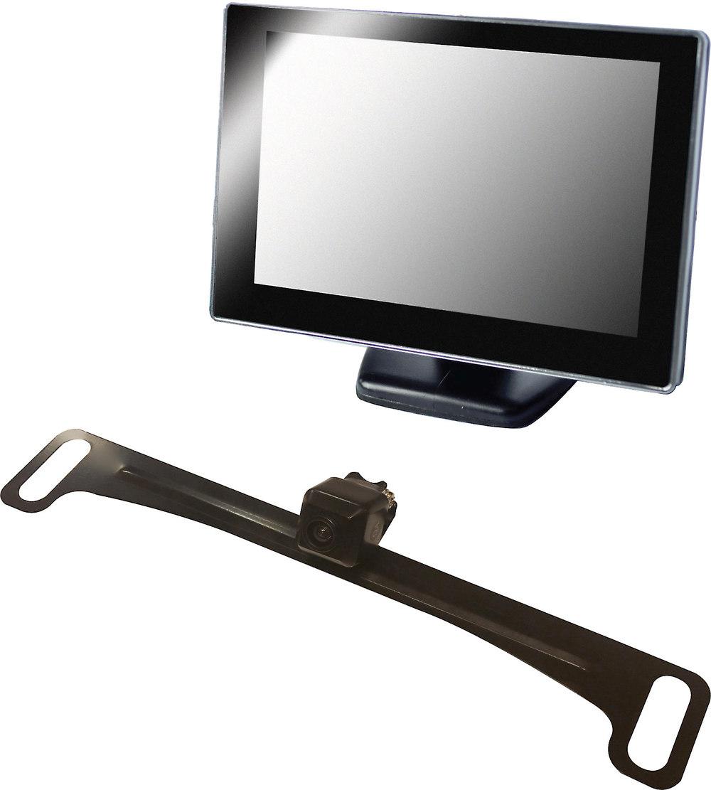 Boyo VTC175M Camera Bundle With universal rear-view camera and 5 ...