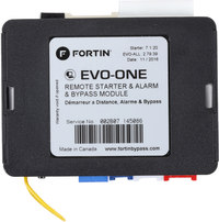 Fortin EVO-ONE-TOY3  Remote Start/Harness - '13+ Toyota/S...