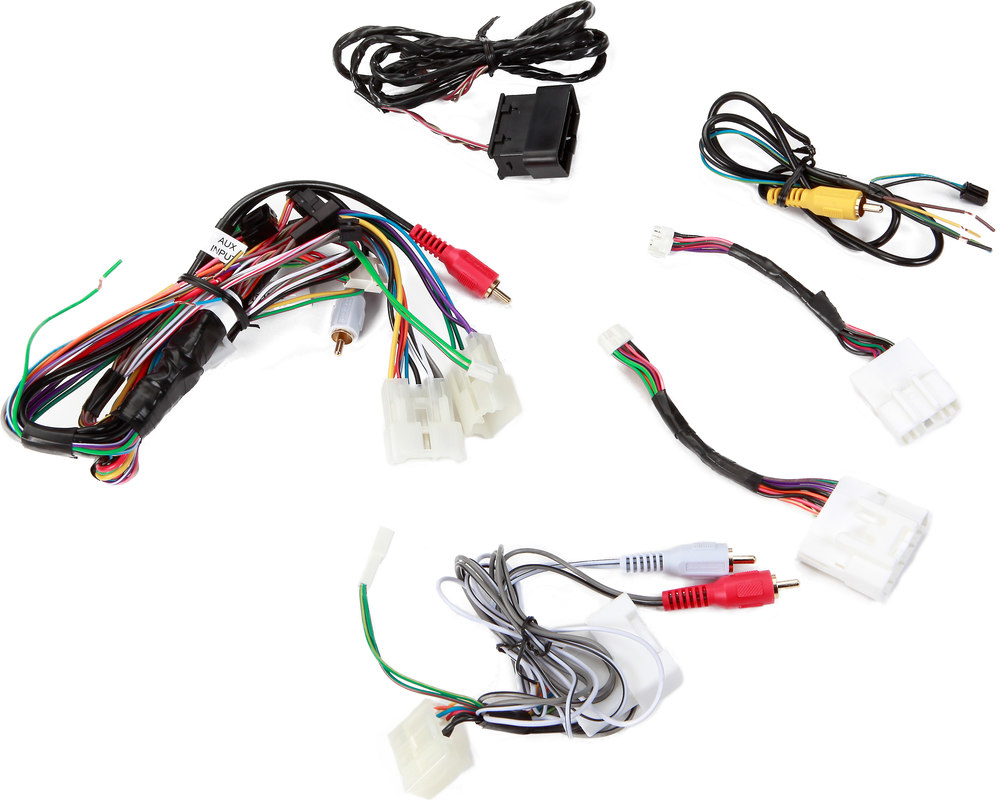 iDatalink HRN-RR-TO1 Factory Integration Adapter Connect a new car stereo  and retain steering wheel controls and factory amp in select Toyota-made  vehicles ...