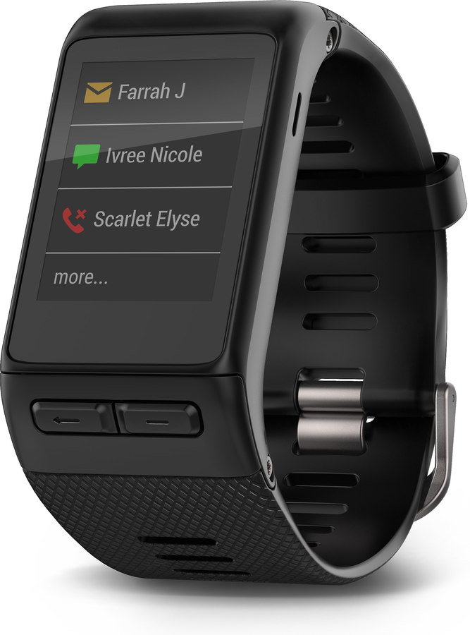 Garmin Vivoactive Hr X Large Fit Gps Smarch With Wrist Based Heart Rate Monitor At Crutchfield