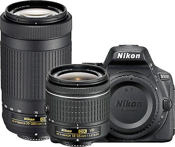 Nikon D5600 Two Lens Kit