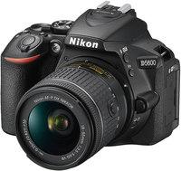 Nikon D5600 DX-Format Digital DSLR, w/  18-55mm VR  Black...