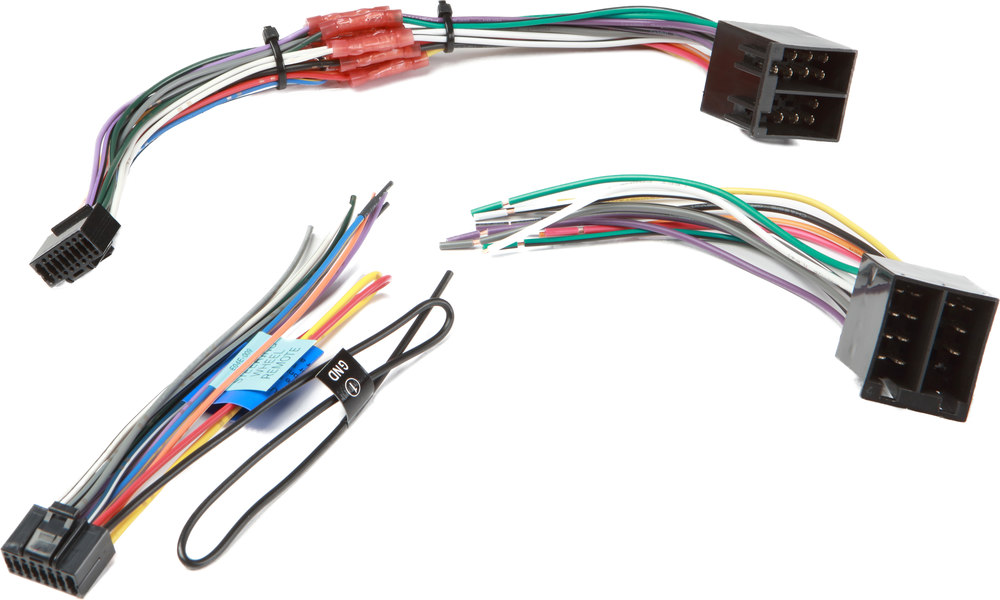 Crutchfield Readyharness™ Service: 2000 Nissan Maxima Wiring Harness Problem At Anocheocurrio.co
