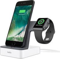 Belkin F8J200ttWHT  Charge Dock for Apple Watch + iPhone
