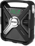 Eton FRX5-BT tri-powered weather alert  radio with Bluetooth