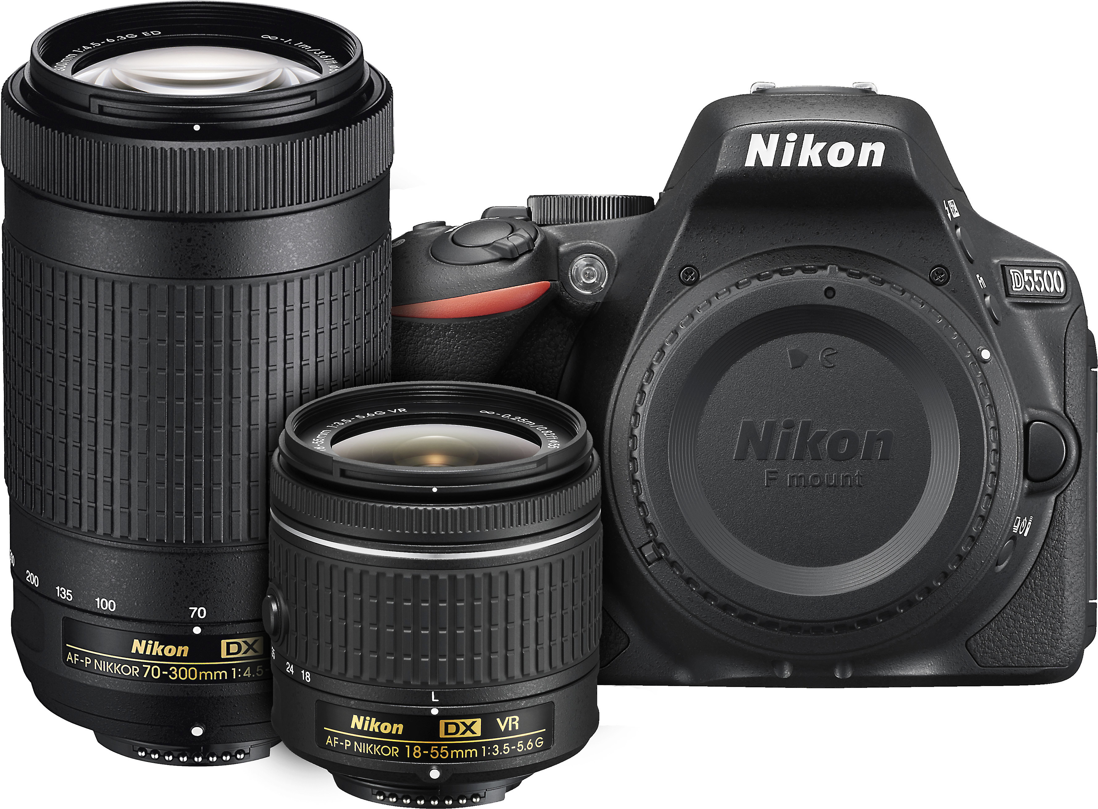 Nikon D5500 LCD Display Screen Video Picture Visual