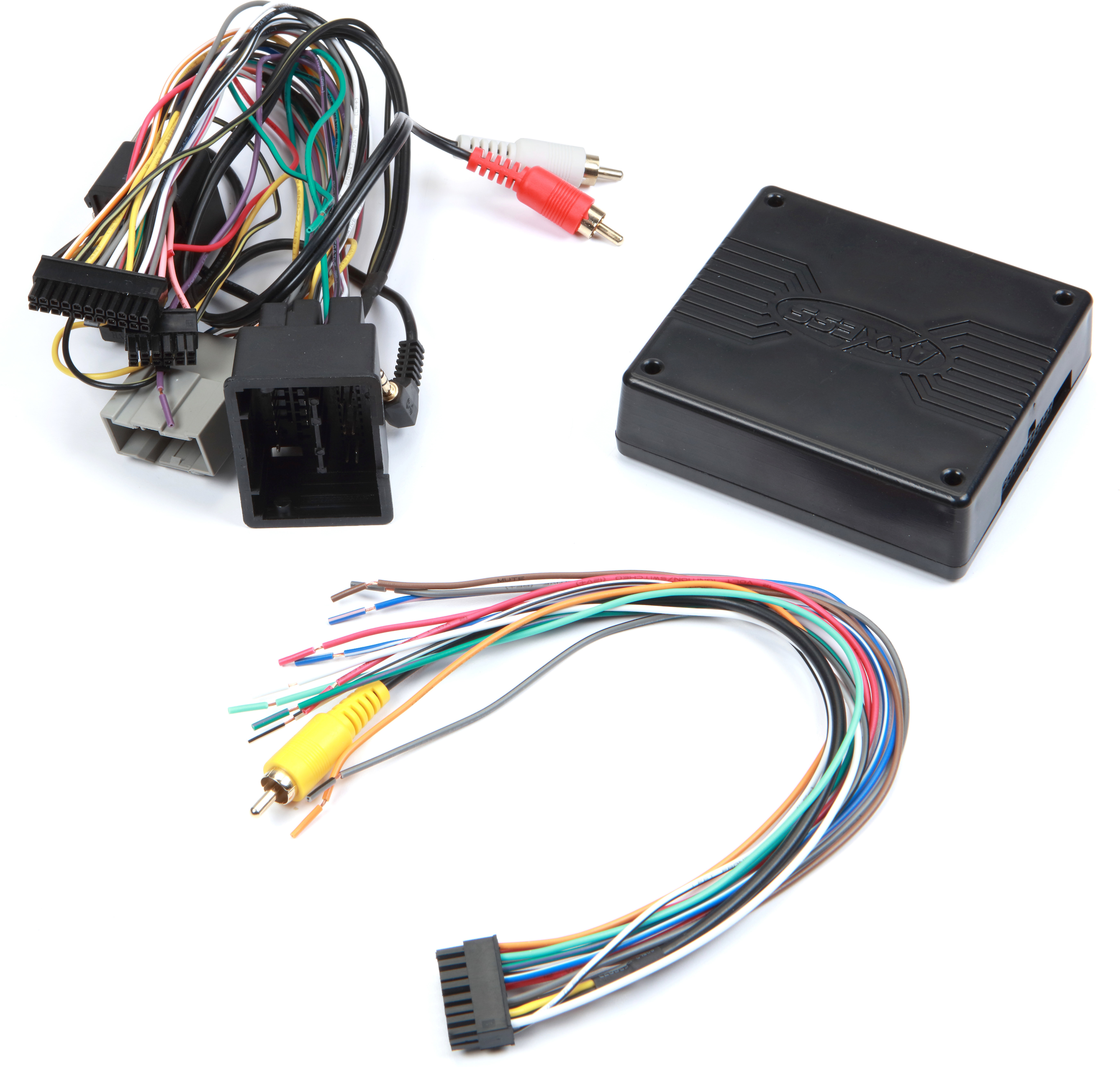axxess interface wiring diagram axxess gmos 045 wiring interface allows you to connect a new car  axxess gmos 045 wiring interface allows