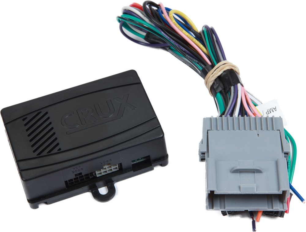 Crux SOCGM-17C Wiring Interface  sc 1 st  Crutchfield : gm2000 wiring harness - yogabreezes.com