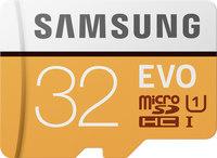 Samsung MB-MP32GA/AM 32GB EVO  microSD card