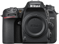 Nikon D7500 DX DSLR- Body Only