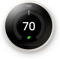 Nest Learning Thermostat 3rd Generation- White
