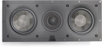 ELAC IW-DC51 in wall speaker, dual woofer
