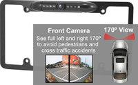 Accel AVS-FR20K Front  Camera Kit w/ 2-Input Video Switcher