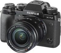 Fuji X-T2 w/ XF 18-55mm f/2.8-4