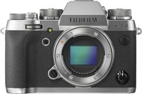 Fuji X-T2 Body- Graphite Silver Edition