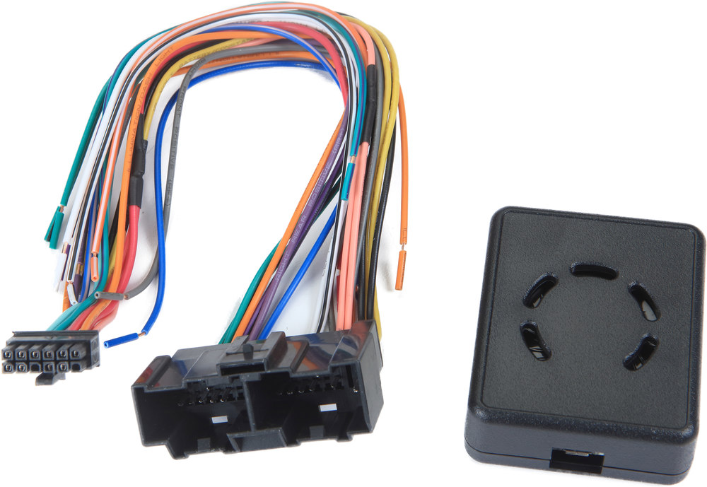 x120LCLAN03 F oem gm radios at crutchfield com gmrc 04 wiring harness at fashall.co