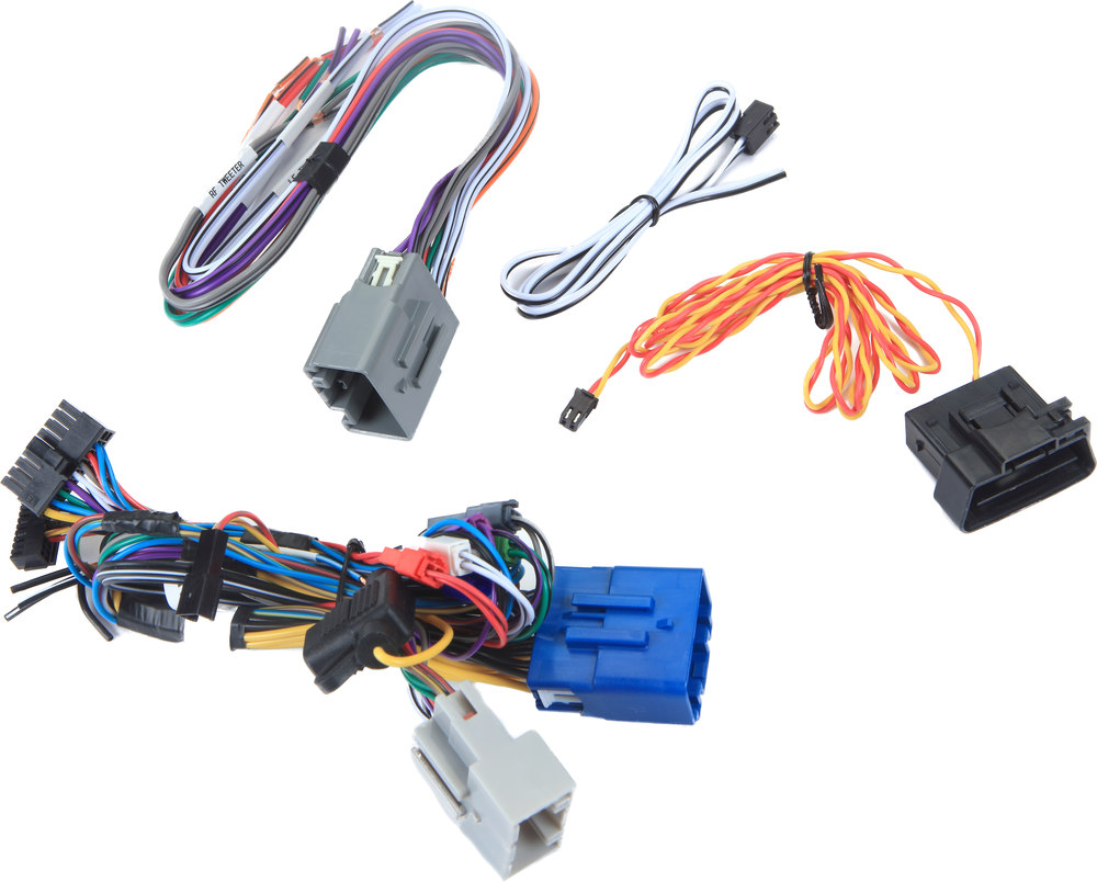 Idatalink Hrn Ar Fo2 Harness Connects A Maestro Amplifier Yamaha F350 Command Link Wiring Diagram Replacement Module To Select 2011 Up Ford Vehicles At