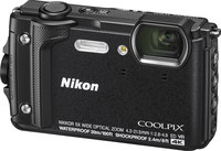 Nikon Coolpix W300 Adventure Camera- Black