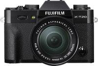 Fuji X-T20 w/ 16-50mm f/3.5-5.6- Black