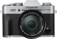 Fuji X-T20 w/ 16-50mm f/3.5-5.6- Silver