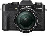 Fuji X-T20 w/ 18-55mm f/2.8-4.0- Black