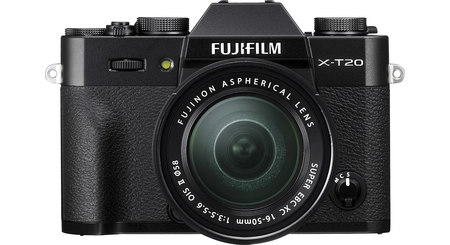Fujifilm X-T20 16-50mm Lens Kit
