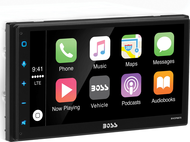 Kit Set BOSS Audio Car Stereo Digital Media Receiver /& Speaker System