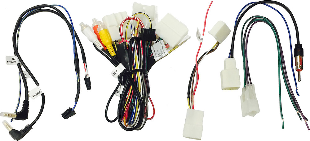 Crux SWRTY-61N Wiring Interface on wiring harness, fj cruiser wire harness, automotive wire harness, corvette wire harness, grand am wire harness,