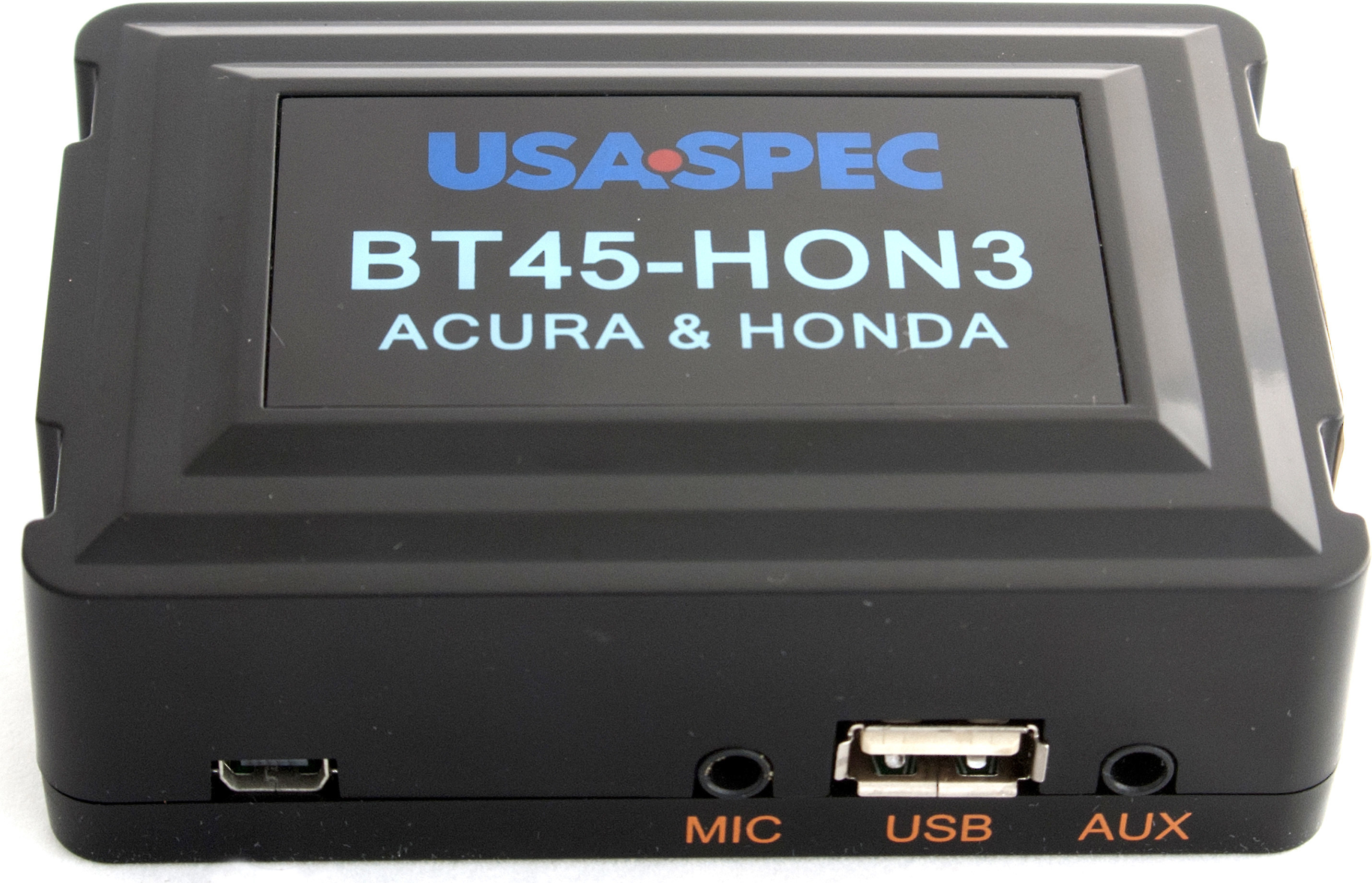 USA Spec BT45-HON3 Add Bluetooth® functionality to select 2004-13 Acura Mdx Range Switch Wiring Diagram on