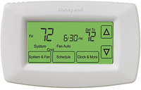 Honeywell RTH7600D1030 Touchscreen 7 Day Programmable  Th...