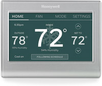 Honeywell RTH9585WF1004/W Smart Color Wi-Fi Thermostat