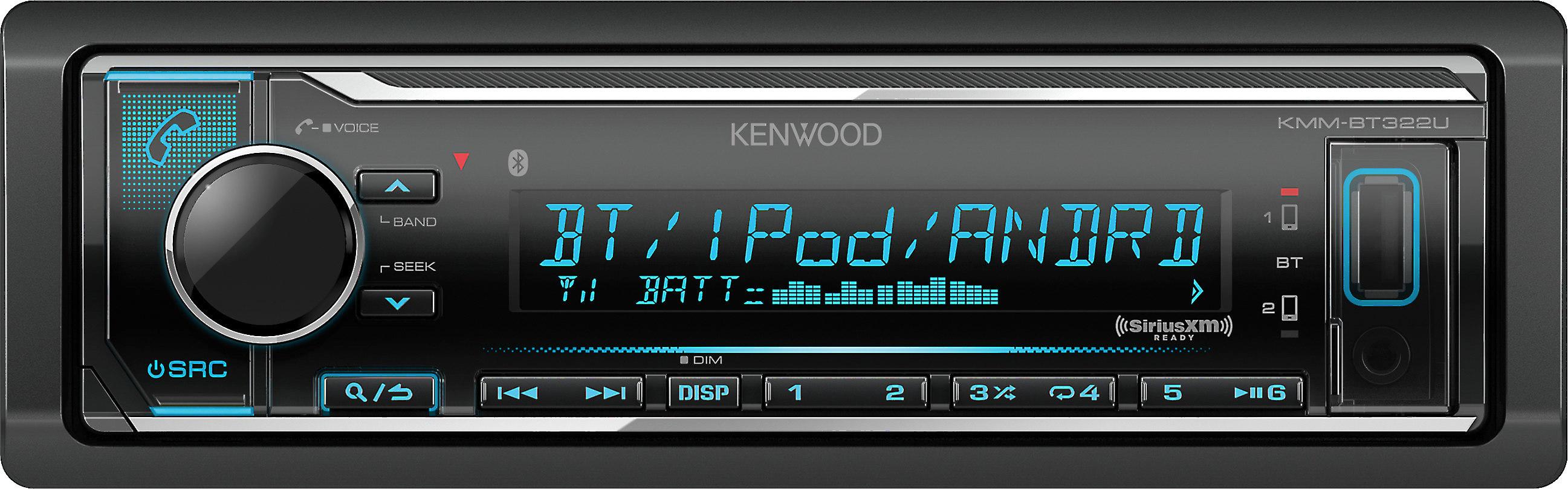 Kenwood Kmm-Bt322U Wiring Diagram from images.crutchfieldonline.com
